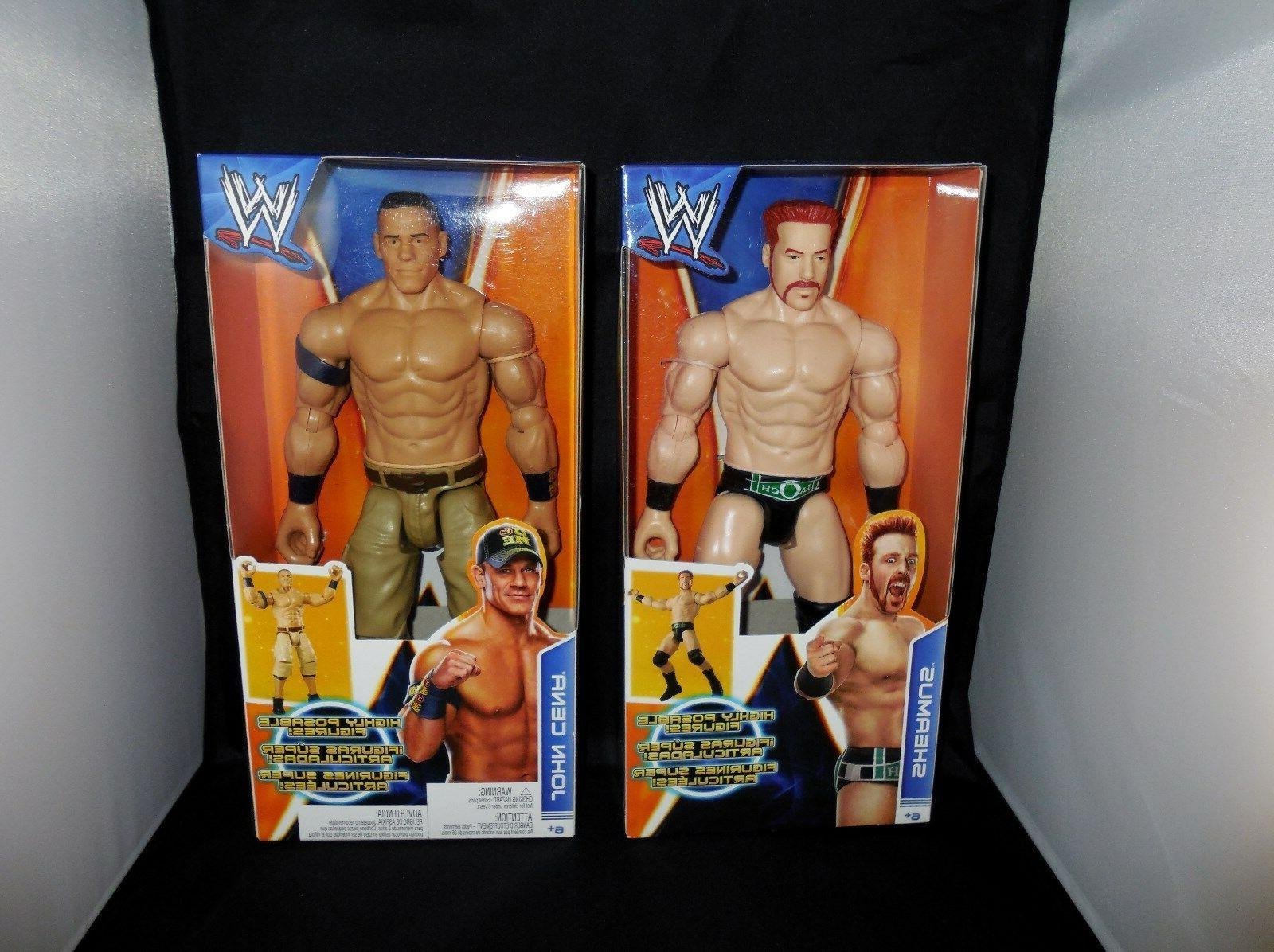 WWE Alberto Rio Sheamus NIP