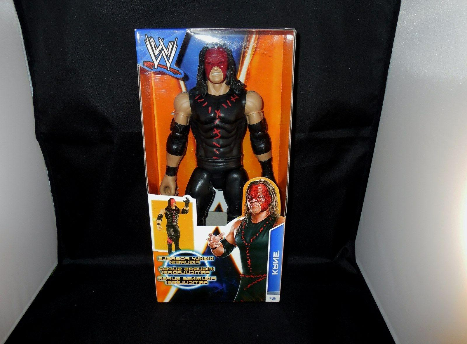 WWE John Sin Cara, Alberto Sheamus NIP