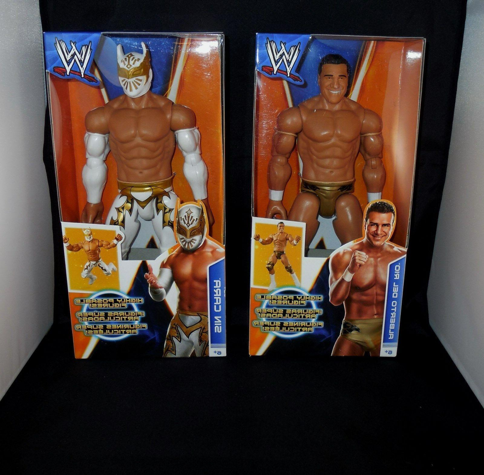 WWE Action John Cena, Sin Alberto Del Sheamus NIP