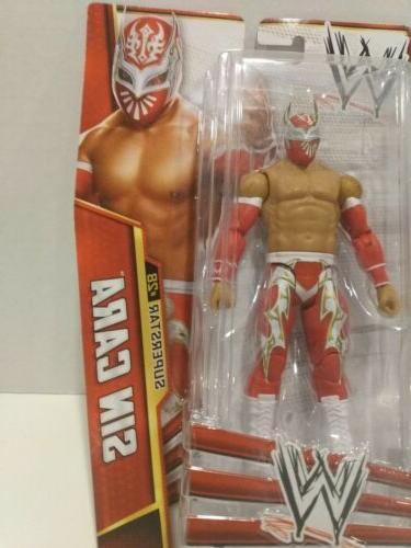 WWE Mattel Basic Series 28 Sin Action Gold