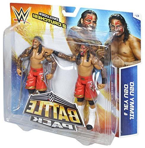 WWE #32 Jimmy vs. Jey Uso Action Figure
