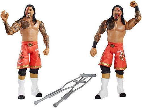 WWE Battle #32 - Jimmy vs. Figure
