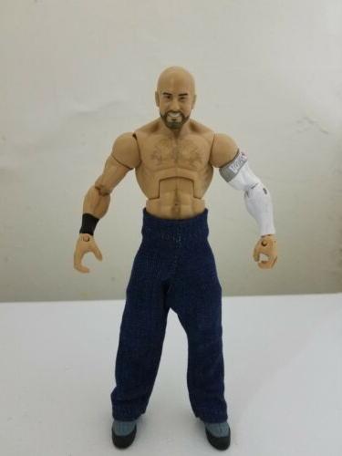WWE Mattel action figure jeans