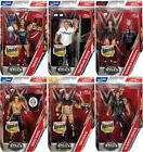 WWE Elite 50 - Complete Set of 6 Mattel Toy Wrestling Action