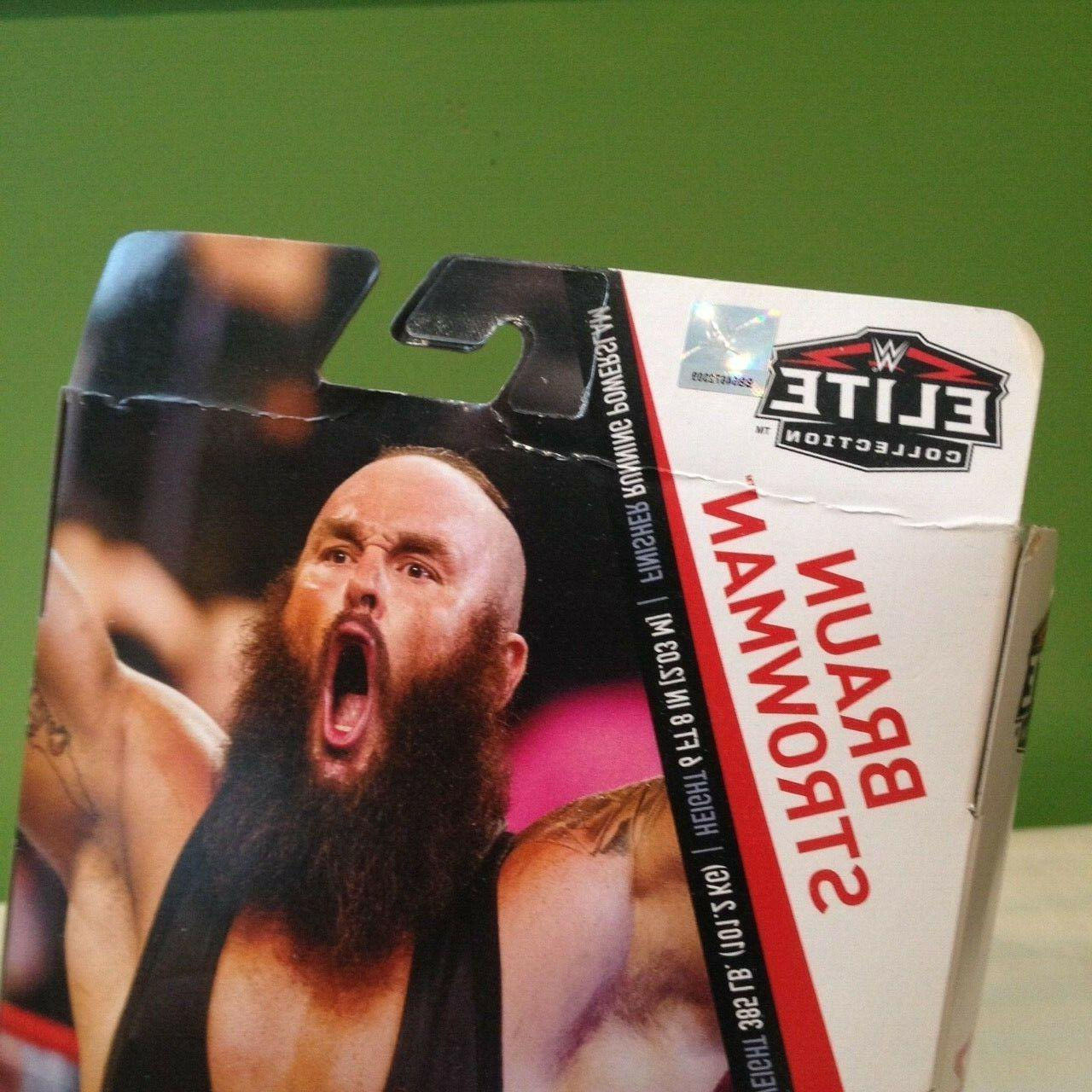 WWE ELITE STROWMAN SERIES #58 SHIPPING