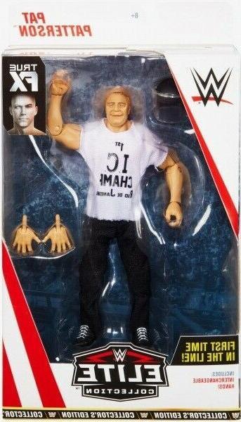 WWE WRESTLING ACTION BRAND WWF WCW NWA