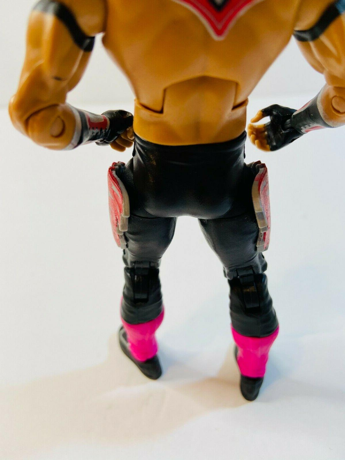 WWE 42 Kalisto Wrestling Action Figure