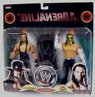 "WWE_JEFF HARDY and UNDERTAKER 6 "" action figures_ADRENALINE"