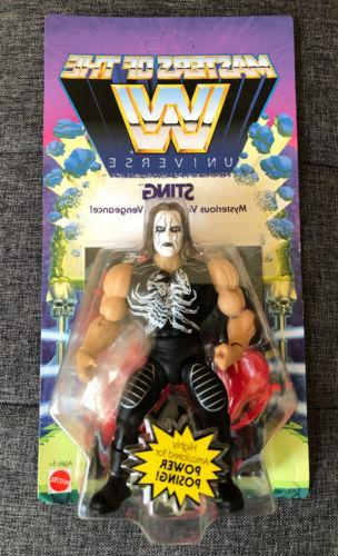 wwe master of the universe sting action