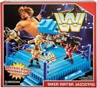 WWE Retro Ring Playset Mattel Toy Wrestling Action Figure Pl