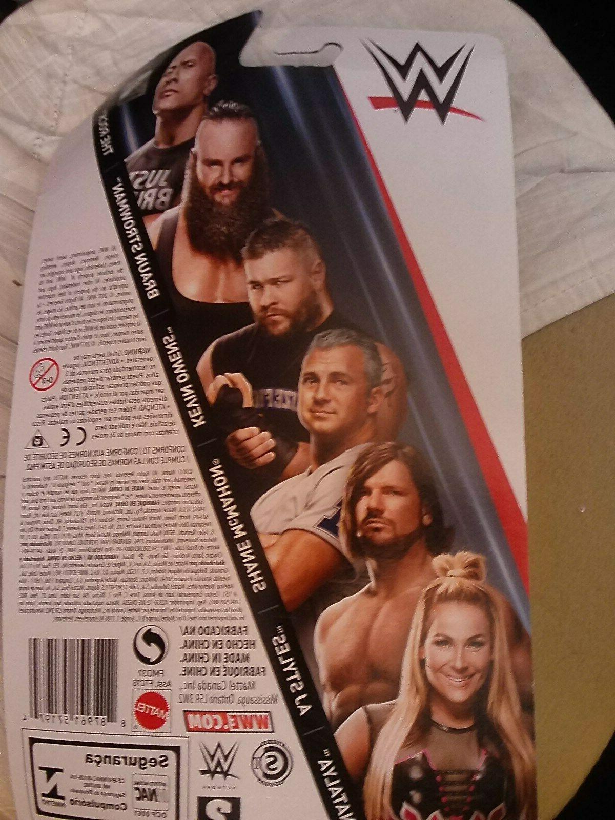MATTEL~WWE~SERIES FIGURE~2017 OUTFIT