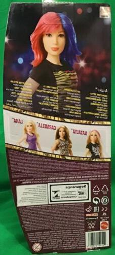 "Mattel Asuka 12"" Doll Girls"