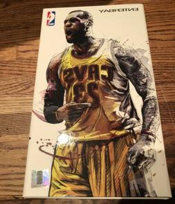 LeBron James Enterbay NBA 1/9 Action Figure Cleveland Cavali
