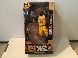 McFarlane LEBRON JAMES NBA 2K19 1st Los Angeles Lakers figur