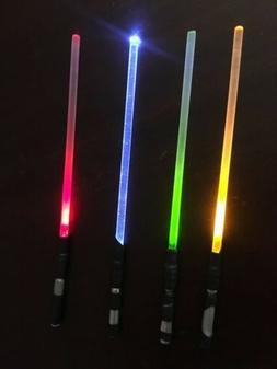 "LED Lightsabers For 6"" Star Wars Black Series"
