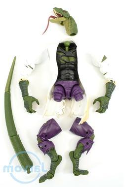 "Marvel Legends 6"" inch Build a Figure Spider-Man Lizard Part"