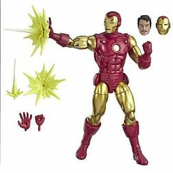 legends 80th anniversary iron man 6 inch