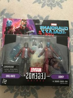 "Marvel Legends Guardians of the Galaxy 3.75"" Star Lord Yondu"