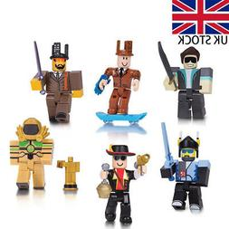 Legends of Roblox Action Figure Roblox PVC Figure Playset To