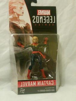 Marvel Legends Series Captain Marvel Action Figure