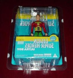 """Legion of Super-Heroes: Ultra Boy, 6"""" Poseable Action Figure"""