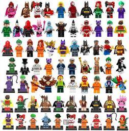 Lego DC Minifigures Justice League Batman Joker Superman Har