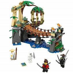 LEGO Ninjago Master Falls 70608 Building Kit