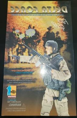 "Dragon Models LEO US Army Delta Force, 12"" Figure 1:6 Scal"