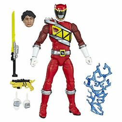 """Power Rangers Lightning Collection 6"""" Dino Charge Red Ranger"""