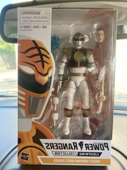 Power Rangers Lightning Collection 6-Inch Mighty Morphin Whi