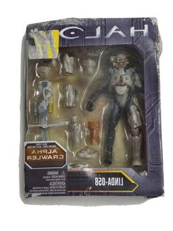 "Halo LINDA-058 6"" Action Figure BAF Alpha Crawler"