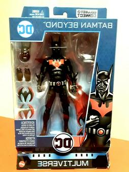 DC MULTIVERSE LOBO WAVE BATMAN BEYOND ACTION FIGURE MINT RAR