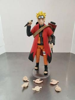 Loss Uzumaki Sage Mode Naruto Bandai SH Figures Action Figur
