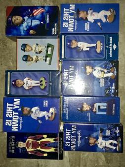 Lot baseball bobbleheads action-figure MLB Dodgers Etc.