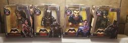 Lot of 4 Metals Die Cast 4 inch collectible DC figures Batma