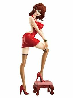 Lupin the 3th Part 5 Glitter & Glamours Sexy Fujiko Red Dres