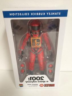Medicom MAFEX 034 Space Suit Orange 2001 A Space Odyssey Act