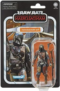MANDALORIAN 3.75 Action Figure Star Wars Vintage Collection