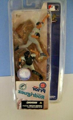 Mark Prior & Ivan Rodriguez Baseball Action Figures~ McFarla