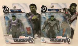 """Hasbro Marvel Avengers 4 Endgame 6"""" inch Action Figures Hulk"""