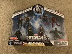 Marvel Avengers 8-Pack Figure Collection 100% Complete with
