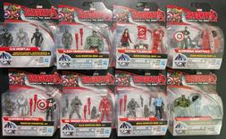 Marvel Avengers Age Of Ultron Action Figure Lot of 8 Hasbro