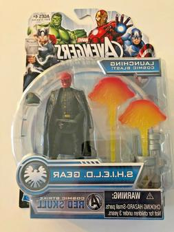 Marvel Avengers Assemble RED SKULL - COSMIC STRIKE 3.75 inch