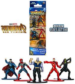 """Infinity Wars Marvel Avengers Diecast Metalfigs by Jada 1.5"""""""