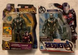 "Marvel Avengers Endgame & Infinity War 6"" inch War Machine A"