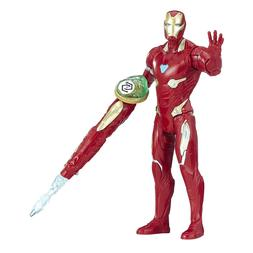 """MARVEL AVENGERS INFINITY WAR 6 INCH IRON MAN WITH INFINITY"