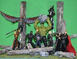 Marvel Avengers Infinity War Bandai SH Figuarts action figur