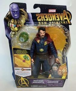 "Marvel Avengers Infinity War Dr Strange with Time Stone 6"" H"
