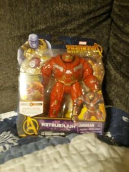 Marvel Avengers Infinity War Hulkbuster With Infinity Stone