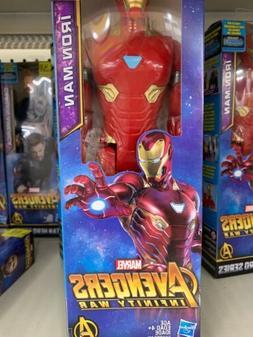 Marvel Avengers Infinity War Iron Man 12-Inch Titan Hero Ser
